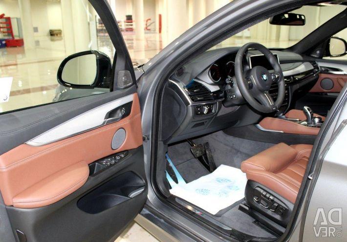 BMW X6, 2018