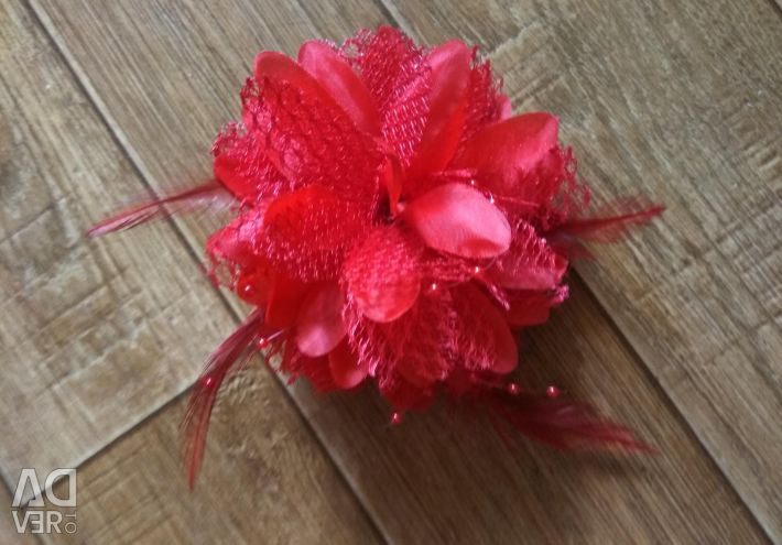 3-in-1 brooch hairpin