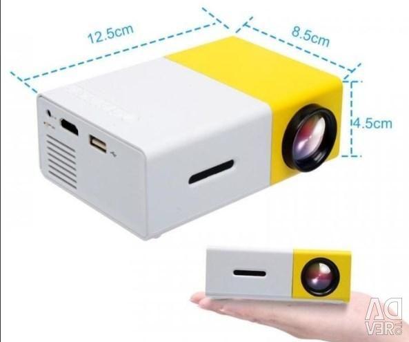 Προβολέας LED με προβολέα πολυμέσων