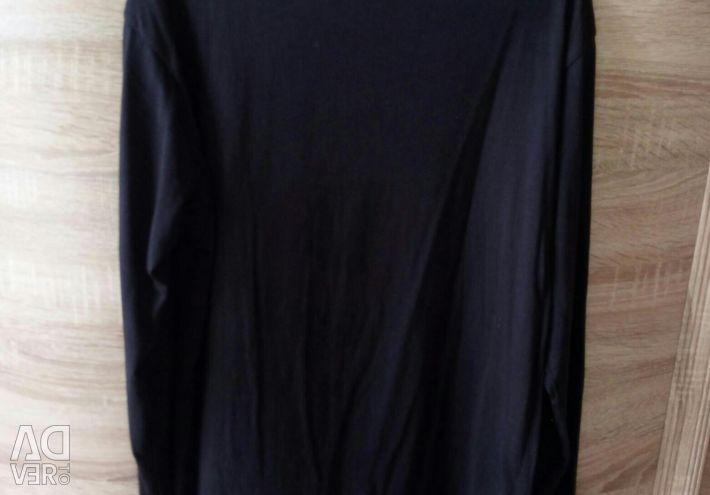 Ανδρικό πουκάμισο μαύρο