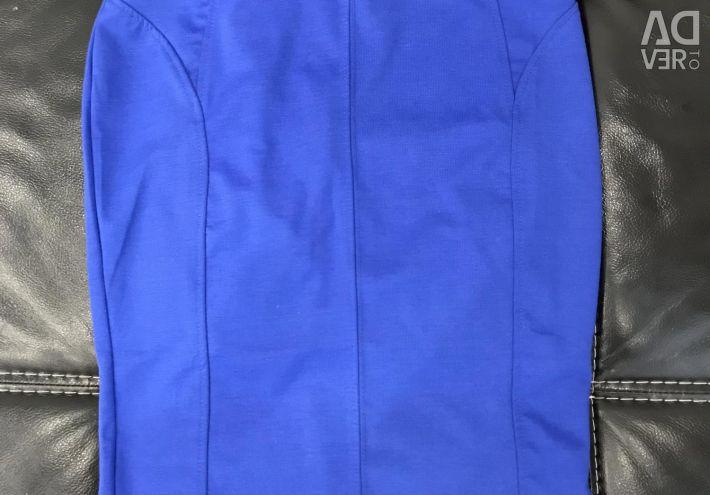 Μπλε φούστα 42-44