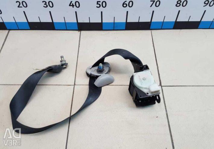 Ремень безопасности передний Mitsubishi Pajero Pinin IO (H6,H7) 99-05