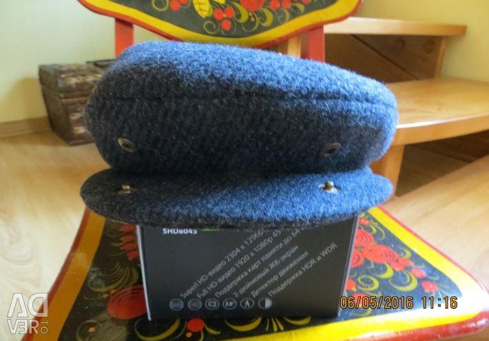 Cap firm Michael Axel 100% wool