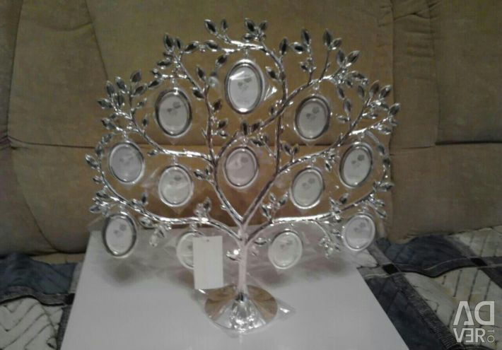 Photoframe tree