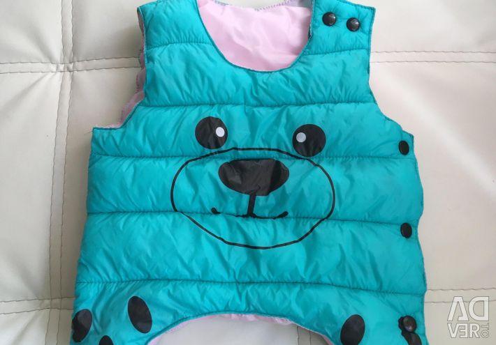 Funny Children's Vest