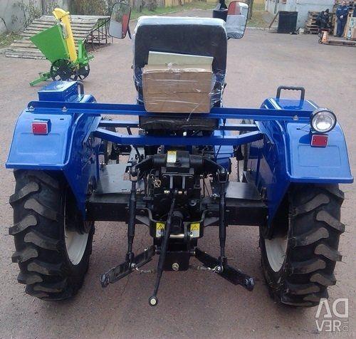 Sale of tractors