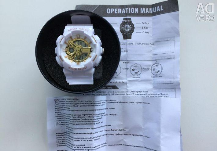 Επώνυμα αθλητικά ρολόγια