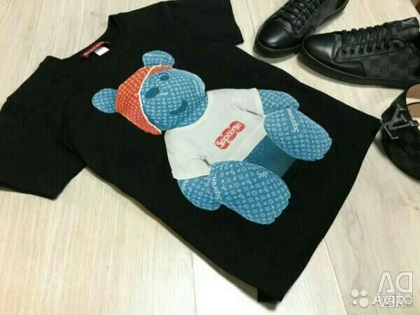 T-shirt new Supreme
