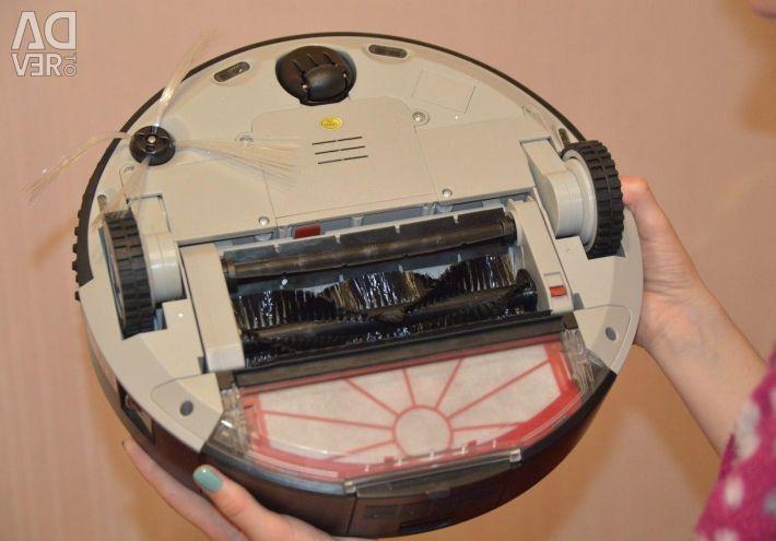 Ηλεκτρική σκούπα ρομπότ