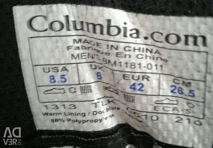 Ботинки Columbia