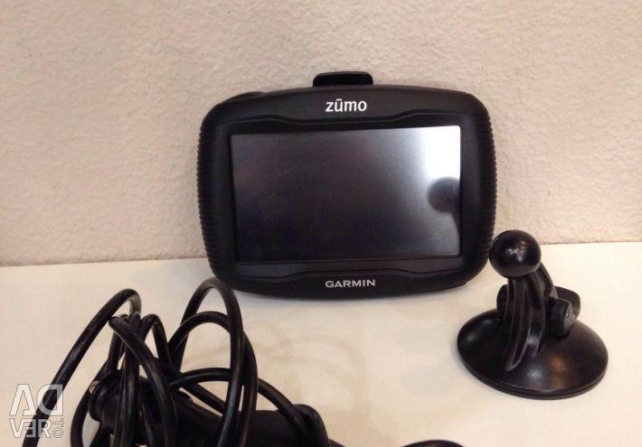 Gps-навигатор Garmin Zumo 350LM