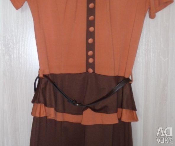 Φόρεμα πλεκτό με πλεκτό, p 42 (44)