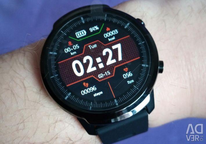 🔥 Розумні Годинники Senbono S10 Black IP67 Нові