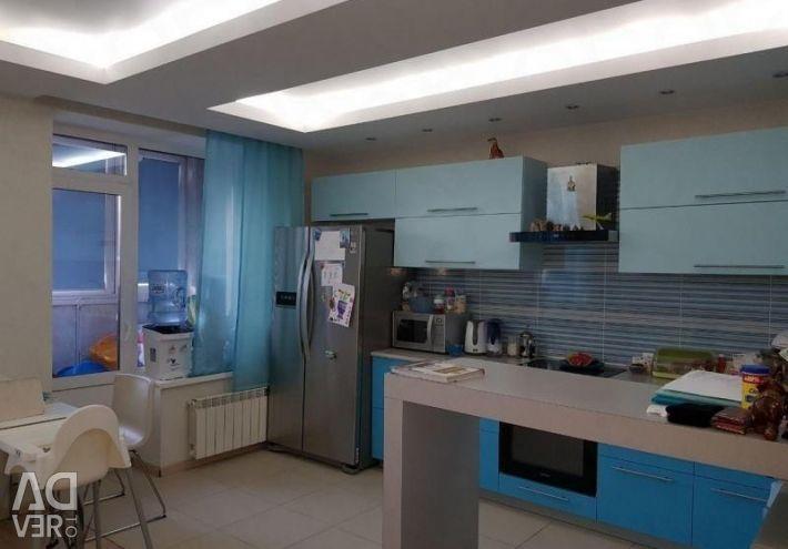 Daire, 3 oda, 80 m²