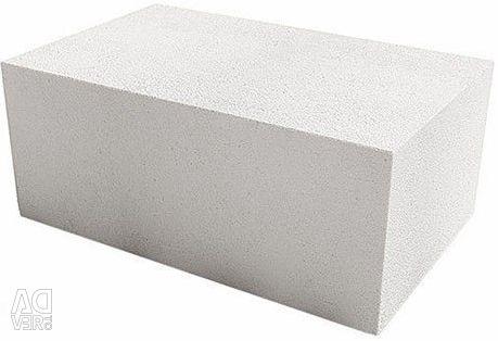 Kaluga aerated concrete