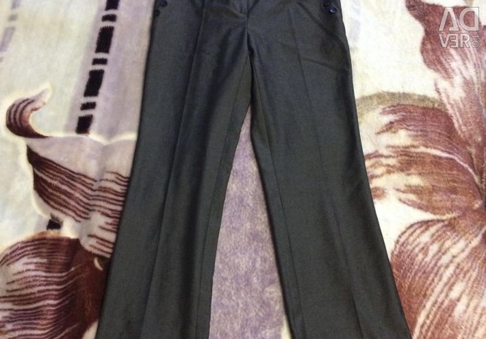 New XS-S pants