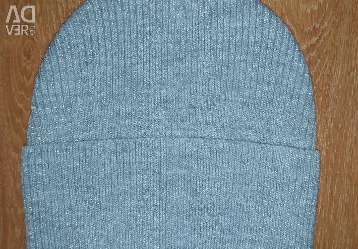 New hat.