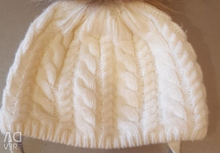 Winter hat 46-48 size