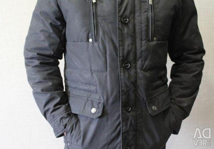 Men's demi jacket ZARA