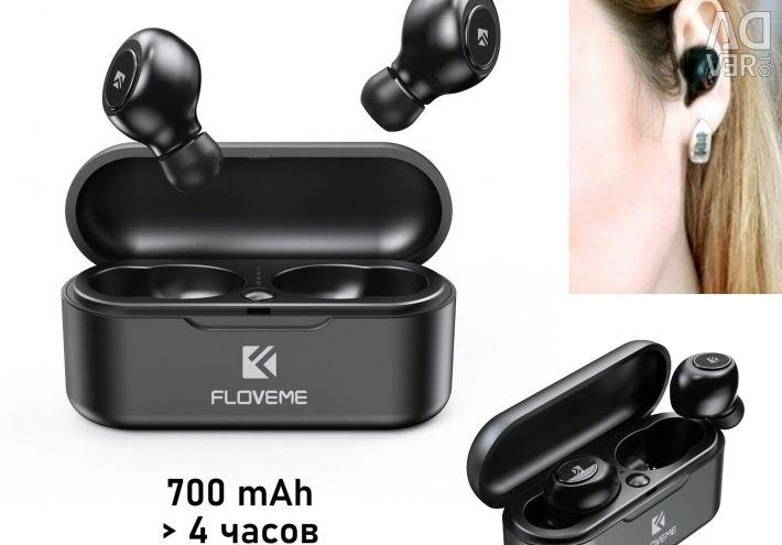 🔥 Kulaklık Kulaklık Floveme TWS5.0 Yeni 🔥