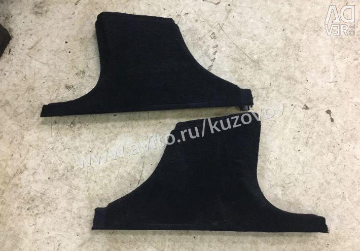 Kit for Rack trim Mercedes