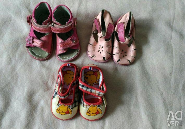 Orthopedic footwear, 10-12 cm