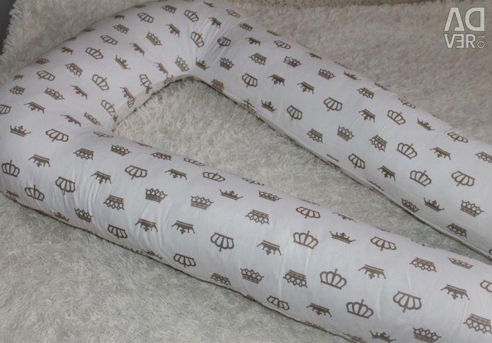 Custom Maternity Pillow