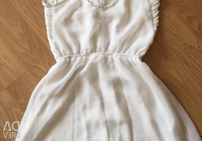 White dress 44р