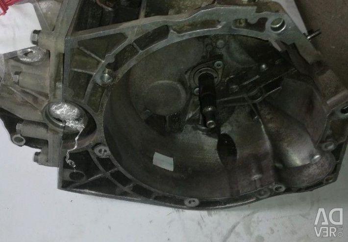 Μετάδοση 2.3 2-άξονα Fiat Ducato