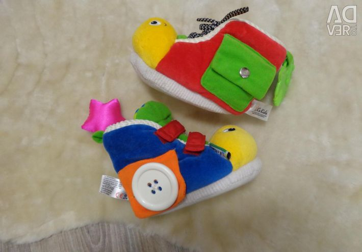 K's Kids «Training shoes» Developing toy