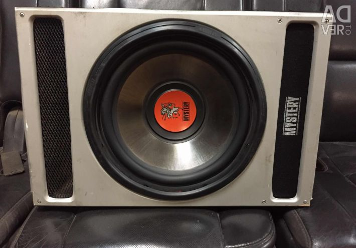 Selling subwoofer «MYSTERY»