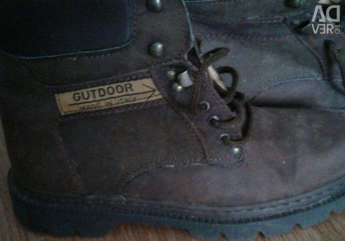 Boots New naturkozha