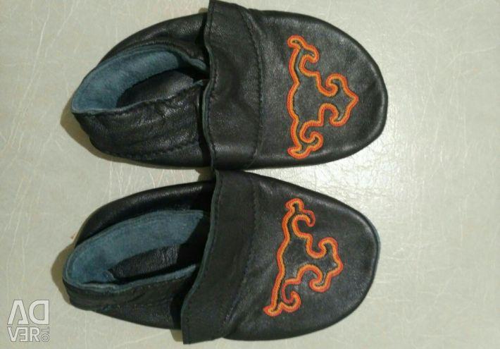 Czech leather new