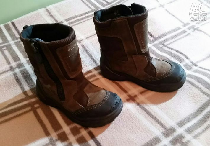 Ecco winter boots