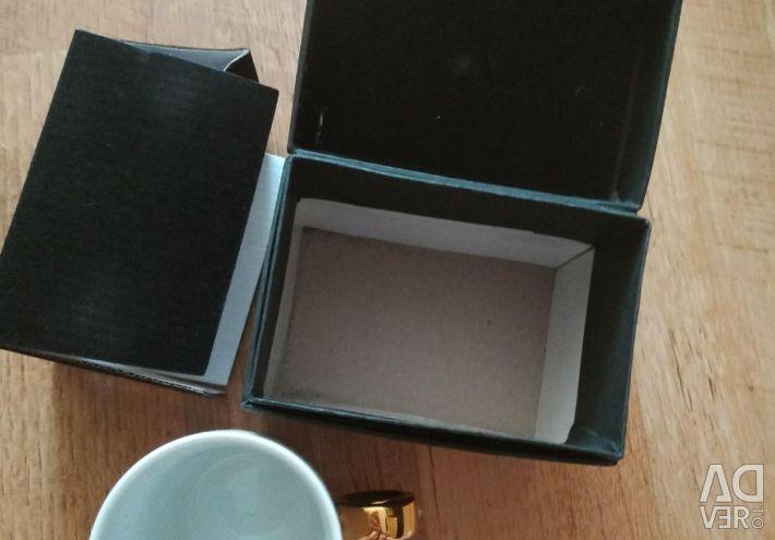 Кружка с приколом в подарочной упаковке