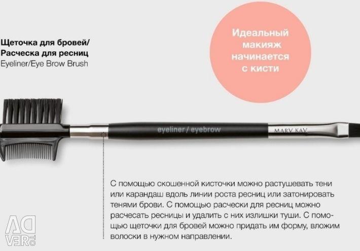 Eyebrow brush / Mary Kay® eyelash comb