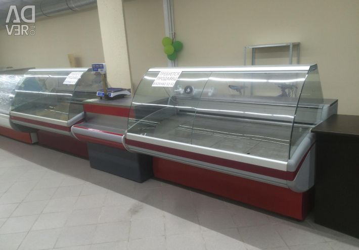 Refrigerated display cabinets -5 + 5