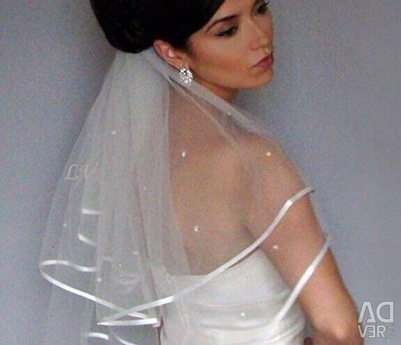 Νέο πέπλο γάμου με σύνορα
