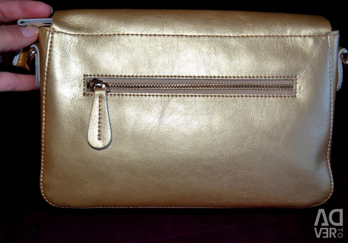 A bag. Leather.New