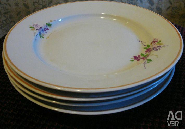 Plates 25cm USSR