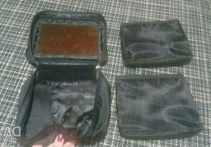 Bag cosmetic bag LETOUAL