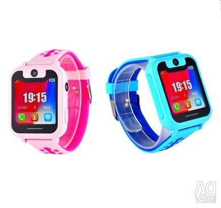Smart Baby Watch S6. Children's smart watches