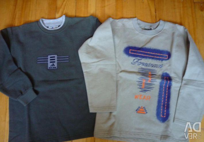 Breeches \\ shirts