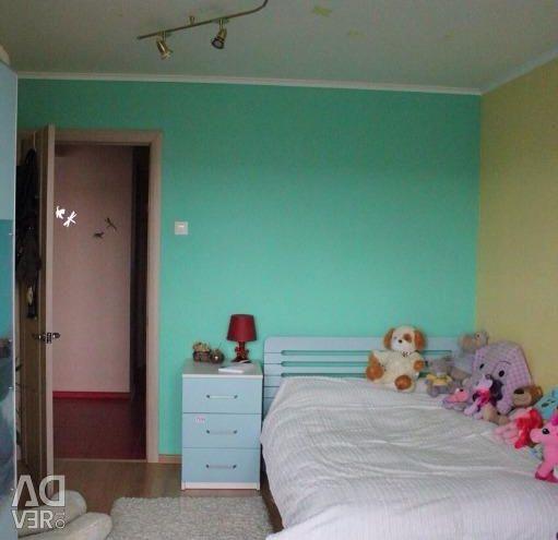 Apartament, 3 camere, 64 m²