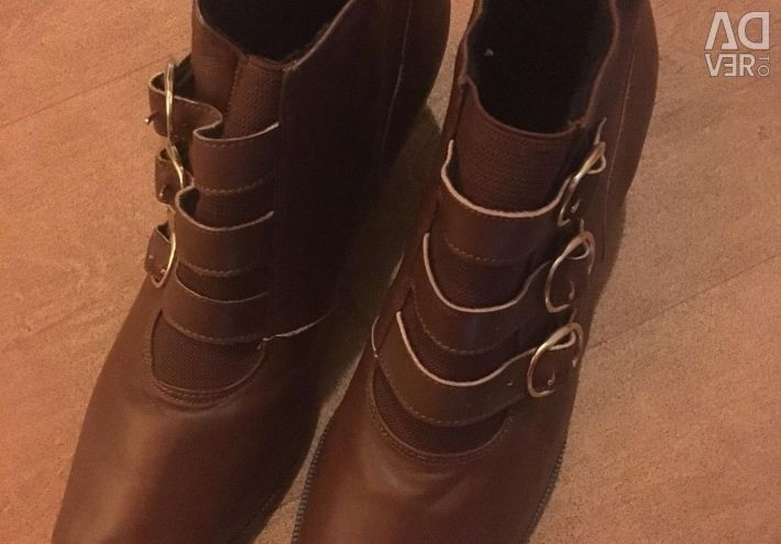Ankle boots, boots, boots