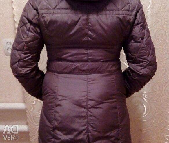 Down jacket SNOWIMAGE. excellent condition