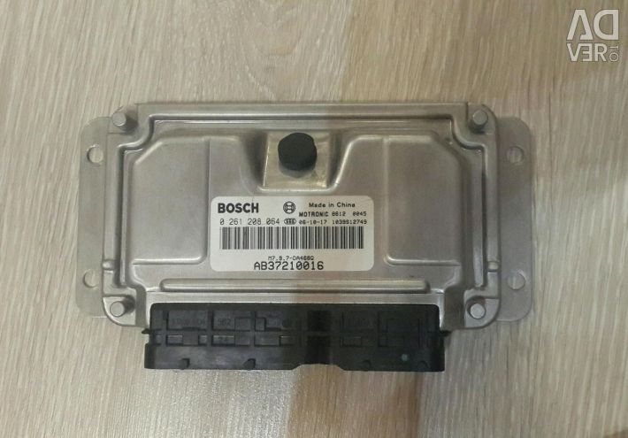 Блок управління двигуном Hafei Brio
