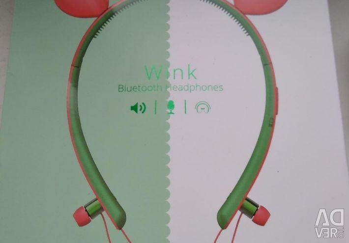 YENİ kablosuz kulaklıklar