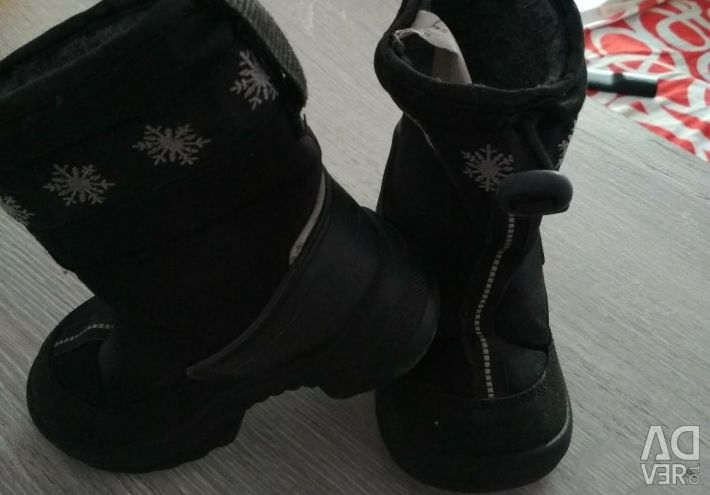 Μπότες κούμα 24