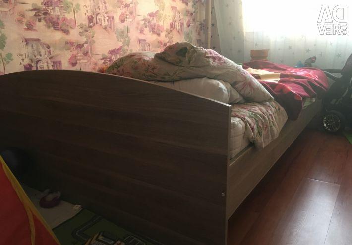 Şilte ile yatak